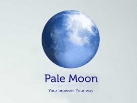 苍月浏览器 Pale Moon 28.8.0 发布
