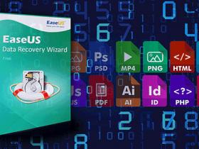 推荐一款国外免费数据恢复工具 EaseUS