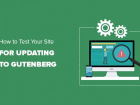 如何测试WordPress网站是否兼容 5.0(Gutenberg)