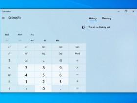 Windows 10的计算器应用程序被移植到Android/iOS和Web上