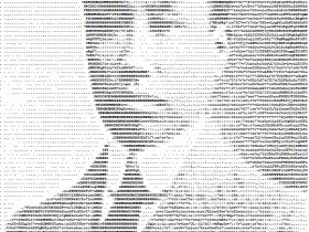 图片转字符工具ASCII Generator 2.0.0汉化版(斗图必备)