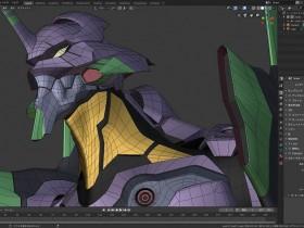 日本动漫工作室Khara正将制作工具从3ds Max切换到Blender