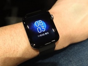 小米手表为何做成方形而非圆形