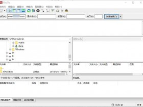 FTP工具 FileZilla v3.46.0 便携版