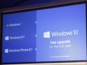 Windows 10 免费升级优惠政策对某些用户依然有效