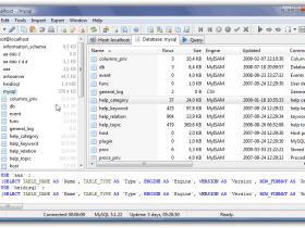 两个强大的 MySQL、MariaDB、PostgreSQL 客户端软件比较