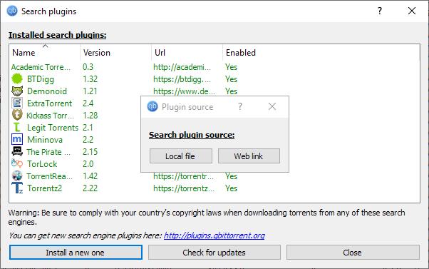 qBittorrent 4.3.3 正式发布,不再支持老旧系统