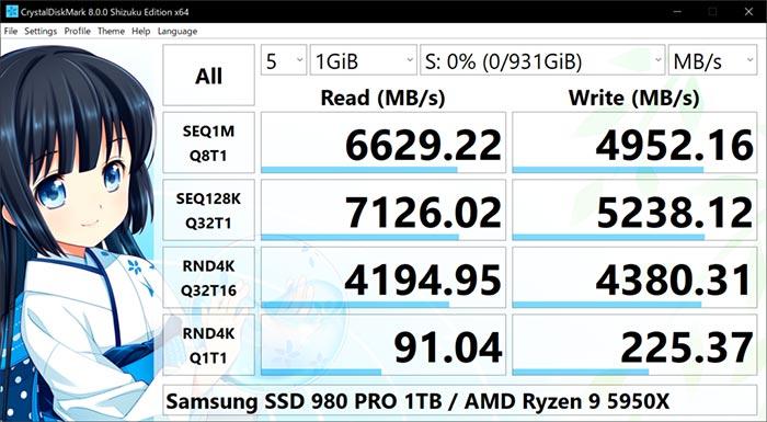 SSD跑分神器 CrystalDiskMark 8.0正式版发布