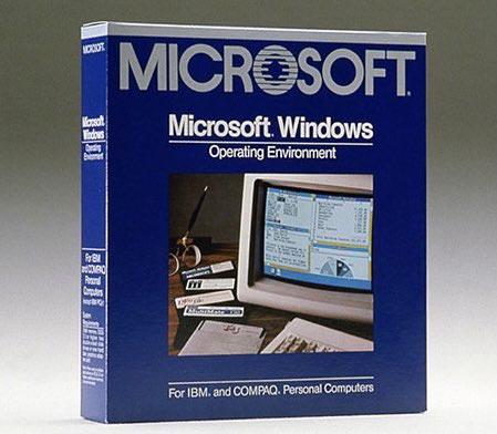Windows 1.0迎来35周岁生日