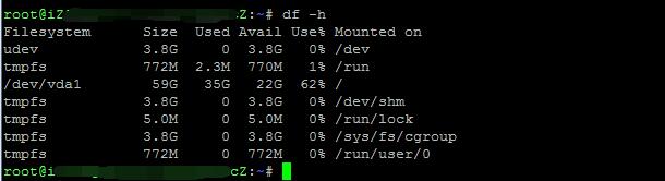 阿里云服务器云盘如何扩容,扩展分区和文件系统(日志)?